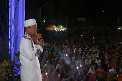 Meriah Tablig Akbar Hari Jadi Wajo ke 620