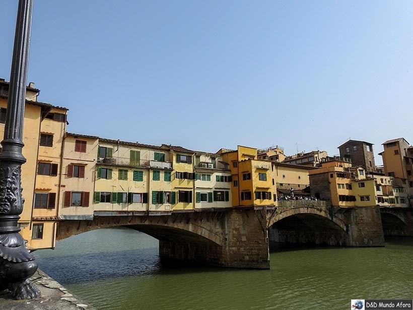 Ponte Vecchio - O que fazer em Florença, Itália - 40 atrativos