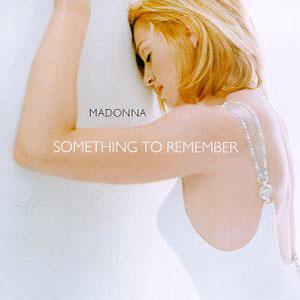 Madonna-Something to Remember