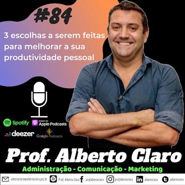 podcast de administração marketing comunicação