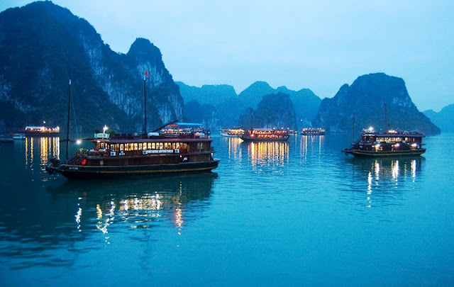 5 helpful tips when traveling Halong Bay 1