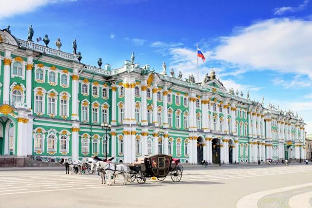 São Petersburgo. Rússia