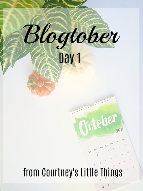 Blogtober Day 1 - Am I Really Doing This? An Introduction
