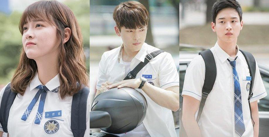 High school korean drama episode 1 eng sub