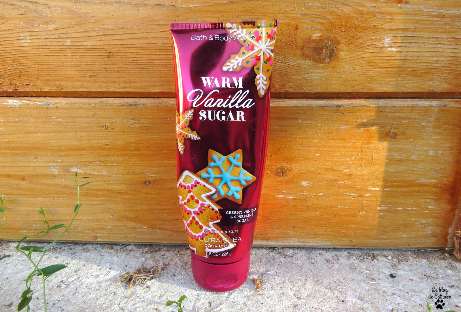 Warm Vanilla Sugar - Crème Corps - Bath & Body Works