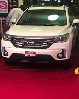 See The SUV Mayorkun won Last Night For The Next Rated Act Of The Year At  #12thHeadies