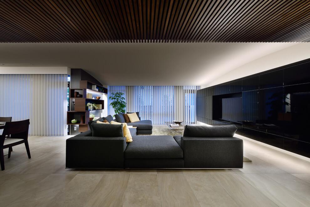 17 fotos de decoraci n de salones modernos para inspirarte - Salones con estilo moderno ...