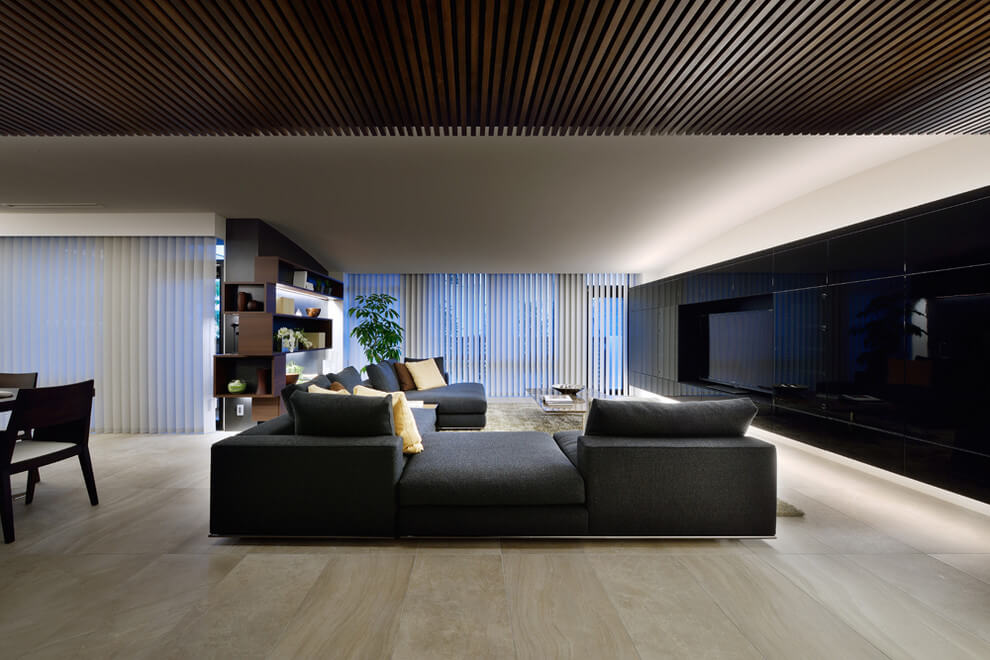 17 fotos de decoraci n de salones modernos para inspirarte - Paredes salones modernos ...