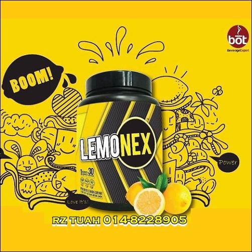 Lemonex Fat Burner - Rz Tuah ENt