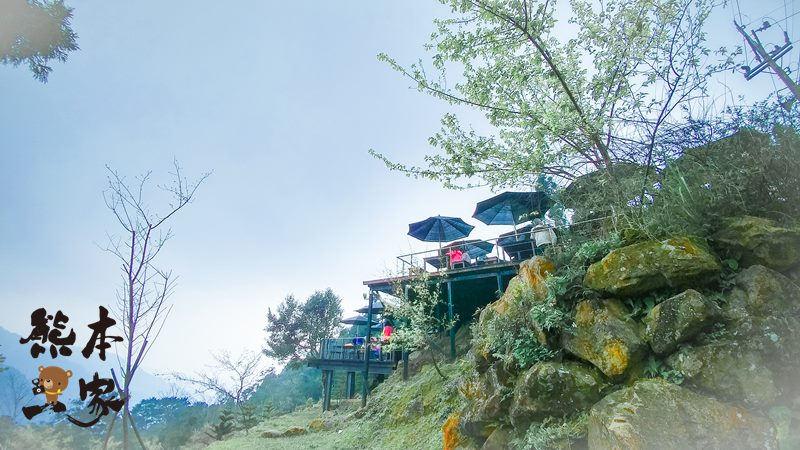 三峽櫻花季|臺灣農林熊空茶園|遊客中心觀景平臺 | Trip-Life熊本一家の旅攝生活