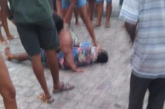 Jacobina: Homem é morto a tiros e criança é atingida por bala perdida no Mutirão