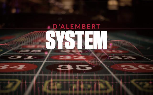 D'Alembert | Σύστημα για παίκτες που διαθέτουν χαμηλό κεφάλαιο! Σε Στοιχήμα & Καζίνο!