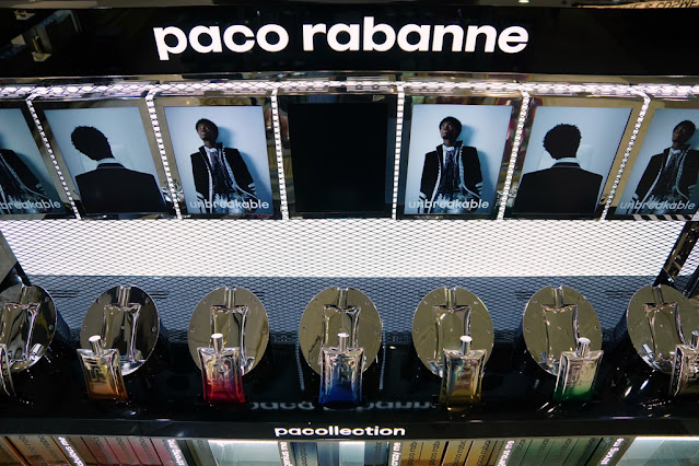 Paco Rabanne new perfumes collection