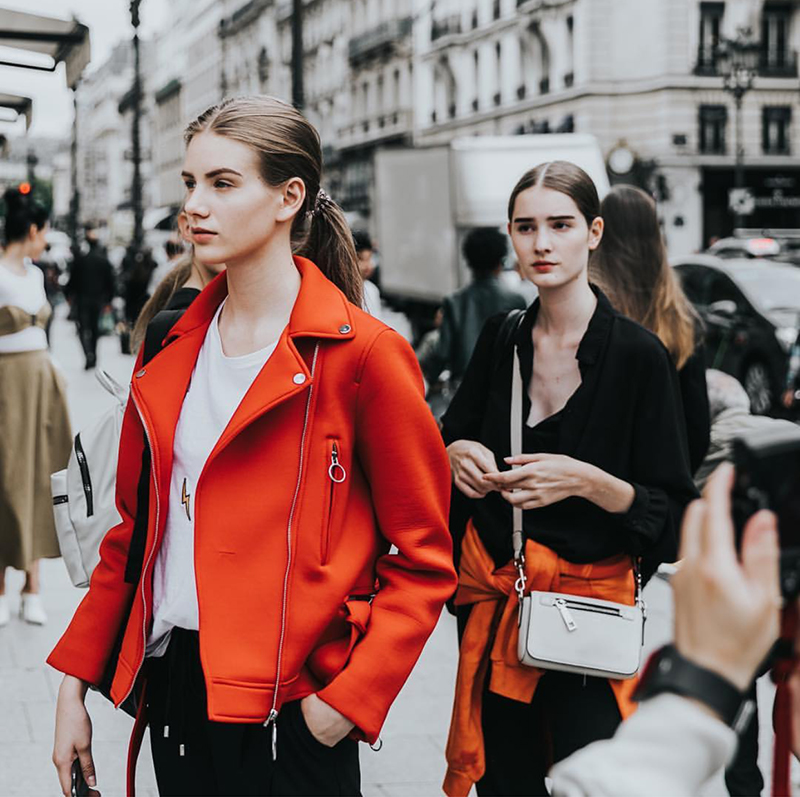 The Edit | Autumn 2017 Colour Trend: Oh My Love's Like a Red, Red Rose