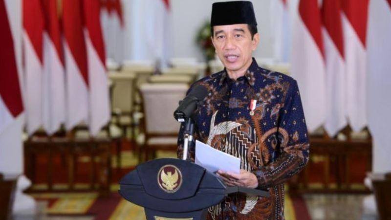 Presiden Jokowi Ajak Masyarakat Ikut Vaksinasi Capai Kekebalan Komunitas