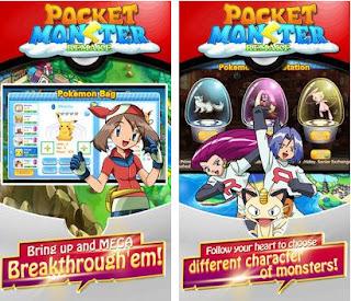 Pocket Monster – Remake Mod Apk v1.0.4 Gratis Pocket Monster