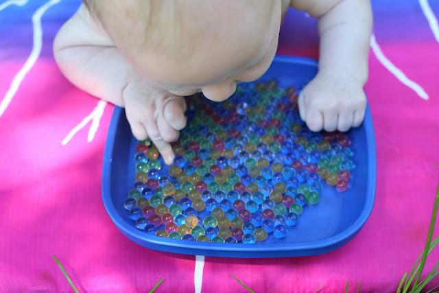 Baby Activities Blog