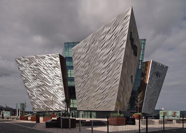 Titanic  Museum Belfast, Ireland