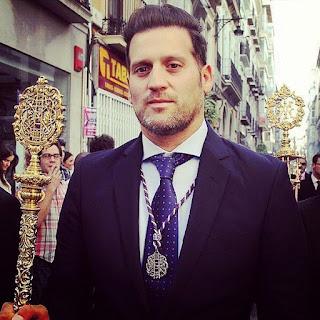 Presentador del Cartel Oficial de la Semana Santa del 2019 de Granada