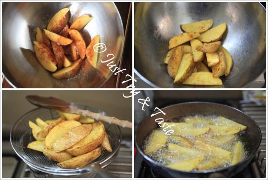 Resep Super Crispy Fish and Chips a la JTT