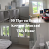10 Tips on How to Keep a Clean and Tidy Home