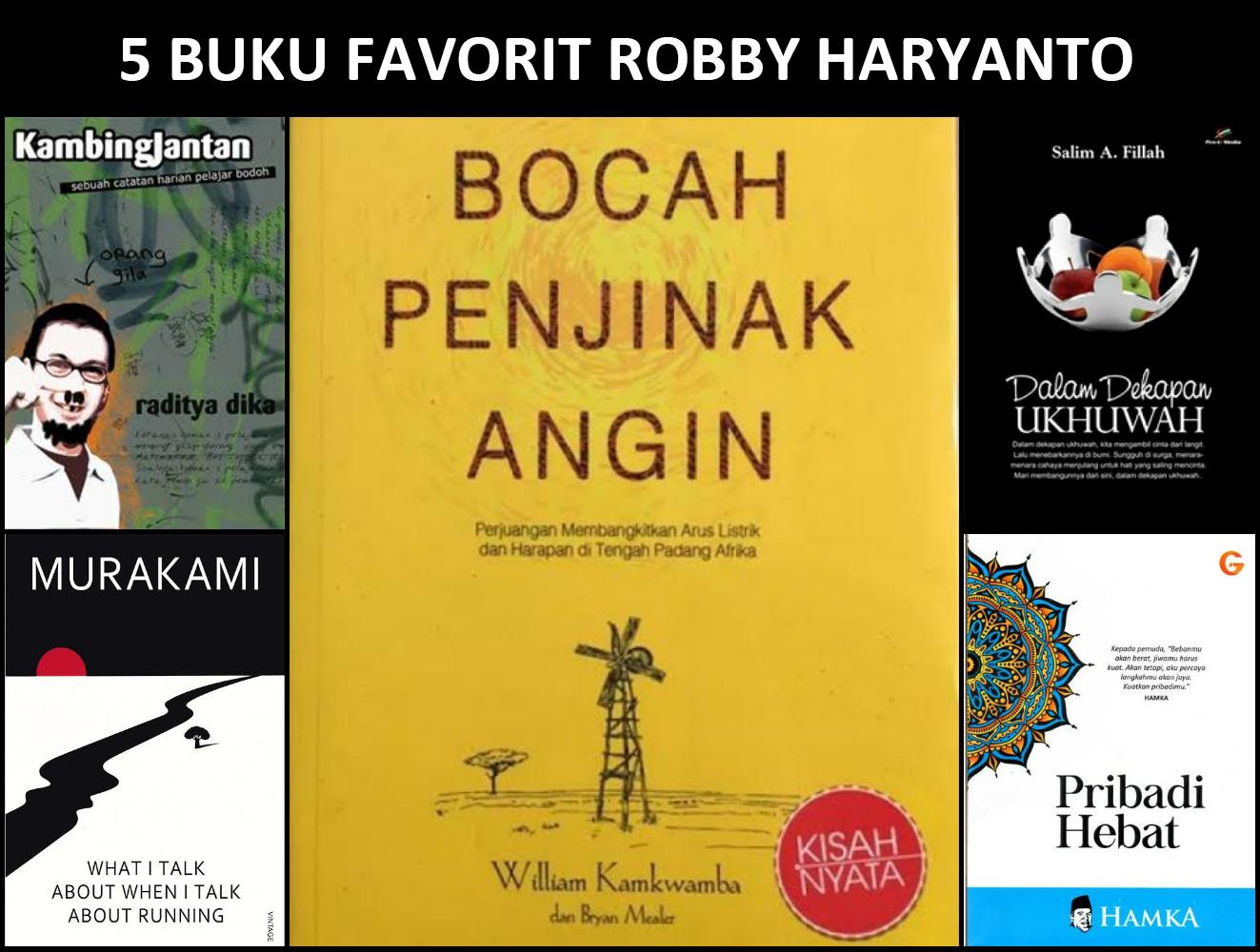 Nasib Tukang Baca dan Konsekuensi Peminjam Buku (Bersama Robby Haryanto)