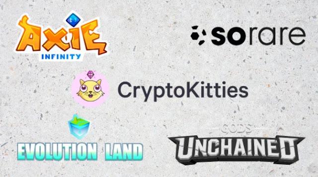 5 Game NFT Terbaik Penghasil Coin Crypto