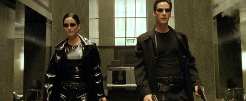 An examination of the movie the matrix