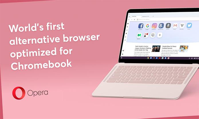 Punya Chromebook? Peramban ini Dioptimalisasikan untuk Perangkat Anda