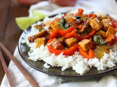 stir fry recipe #tofu #stirfry