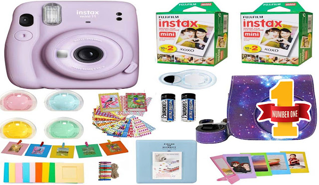 Best Fuji Camera with Instant Photo