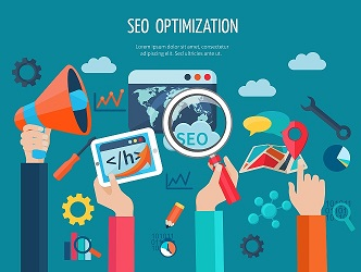 SEO is part of web development which helps to boost relevant traffic to your website.