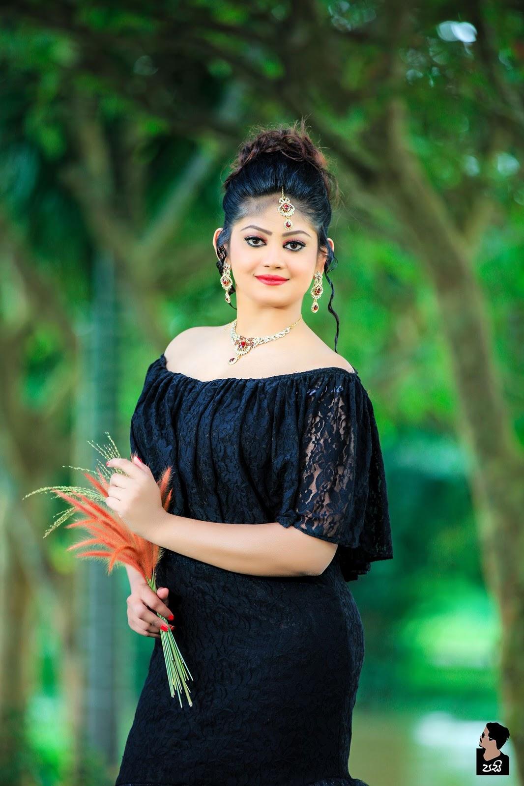 Actress  Models Chamini Samarakoon - Sri Lankan -2048