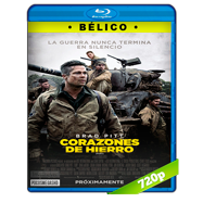 Corazones de hierro (2014) BRRip 720p Audio Dual Latino-Ingles