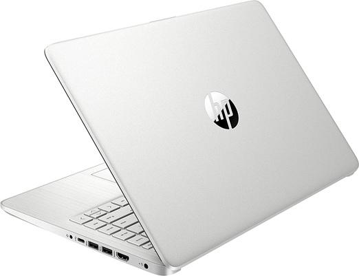 HP 14s-dq2002ns: portátil Core i3 de 14'' con disco SSD, Windows 10 Home y teclado QWERTY en español