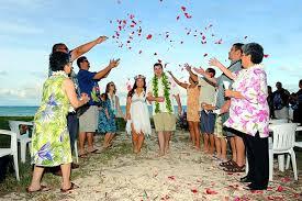 Креативные идеи: Свадьба в гавайском стиле