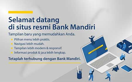Cara Transfer ke Mandiri Virtual Account Via Internet Banking