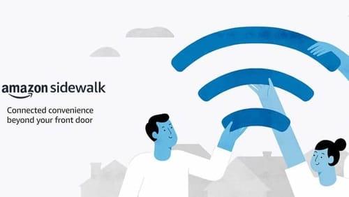 Amazon Sidewalk is moving your network to Amazon