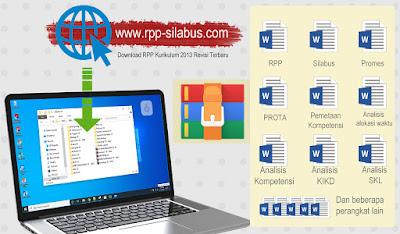Download RPP Kurikulum 2013 Revisi 2020 Format 1 Lembar