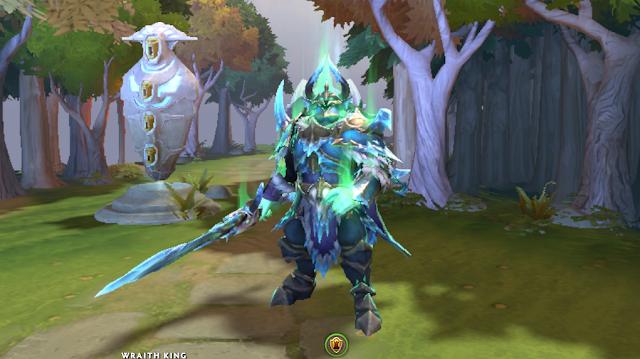 Mod Dark Reservoir Wraith King