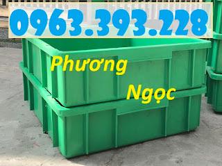 Thùng nhựa đặc đựng linh kiện, khay nhựa B9 7f3329e8345fcd01944e