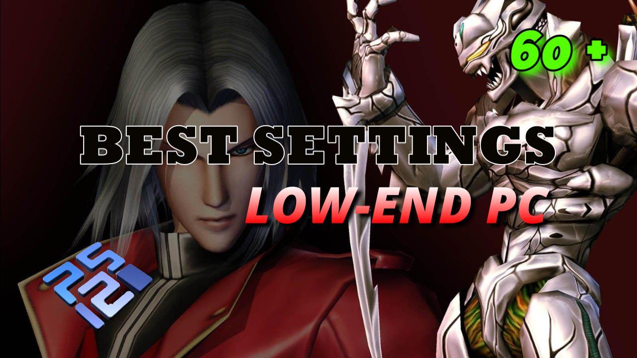 Best Settings for Bloody Roar 4 PCSX2 (PS2) Low End laptop PC
