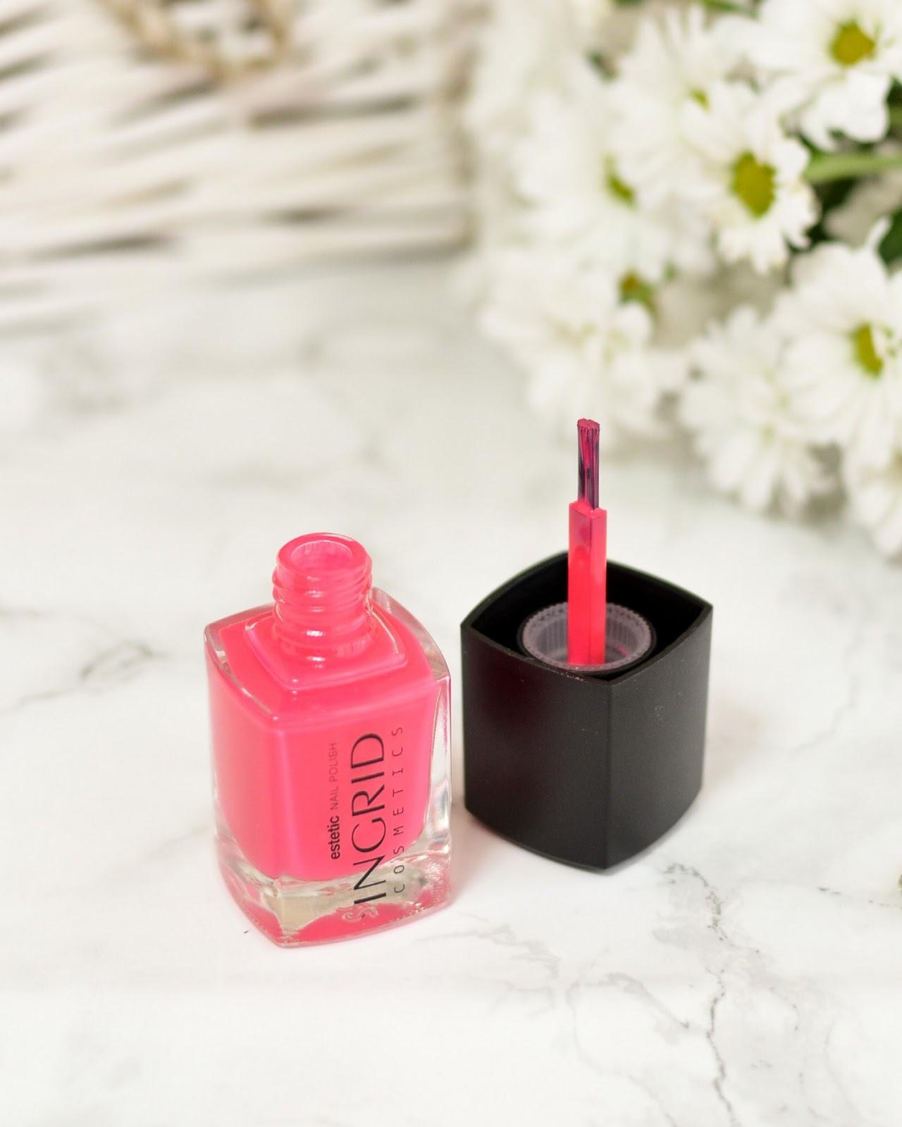 Ingrid Cosmetics Nail Polish and Lip Gloss