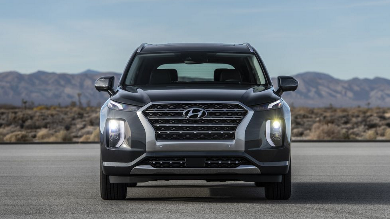 the 2020 hyundai palisade is a nicely huge three-row suv