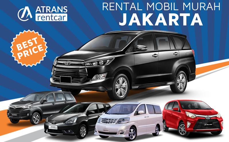 Rental Mobil Jakarta Harga murah