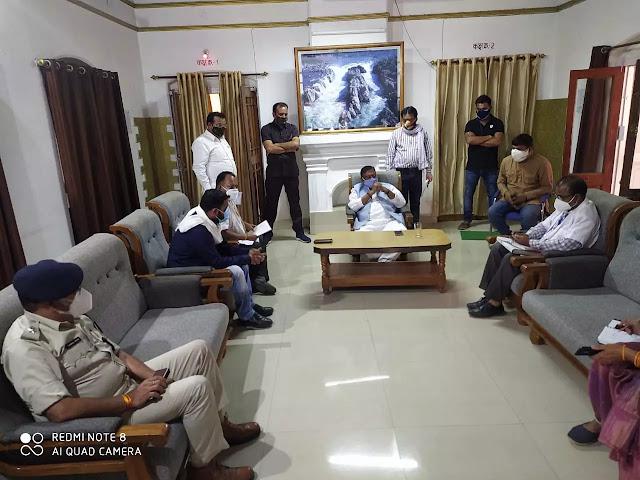 Mandla Nainpur News