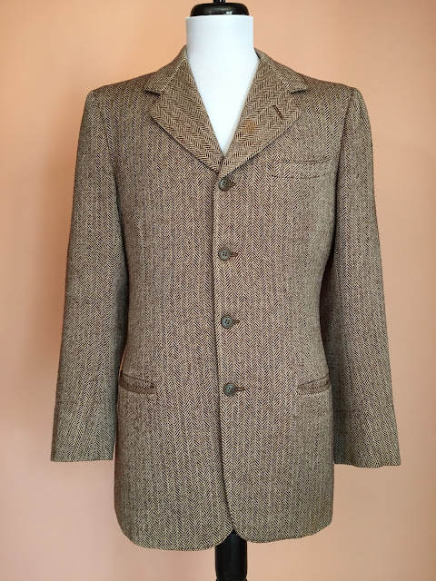"""Vintage blazer worn by Frank Sinatra in """"Take Me Out to the Ballgame from MGM in 1949"""