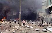 Analysis of Explosion by Vivimarie Vanderpoorten