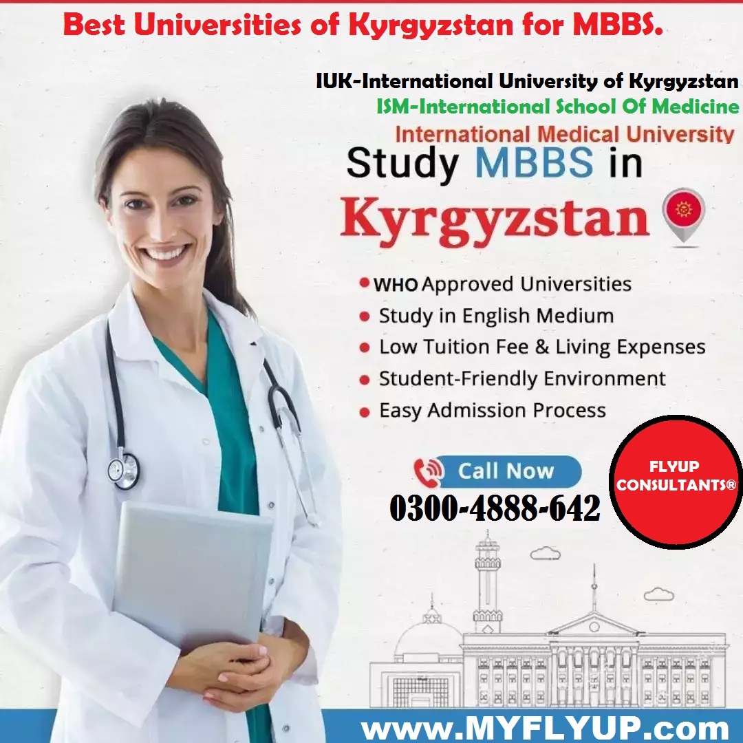 Study MBBS in Kyrgyzstan for Pakistani Students MBBS Fee