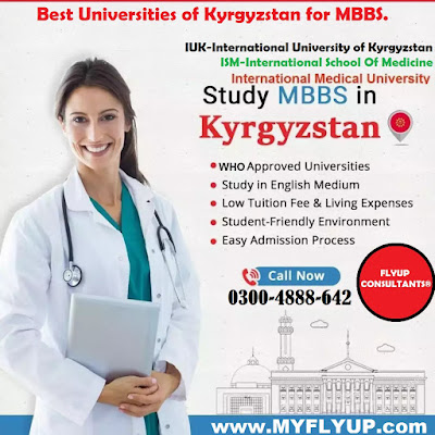 Top Universities to Study MBBS in Kyrgyzstan